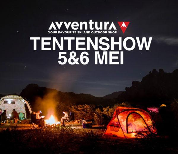 Avventura tentenshow 5 & 6 mei 2018