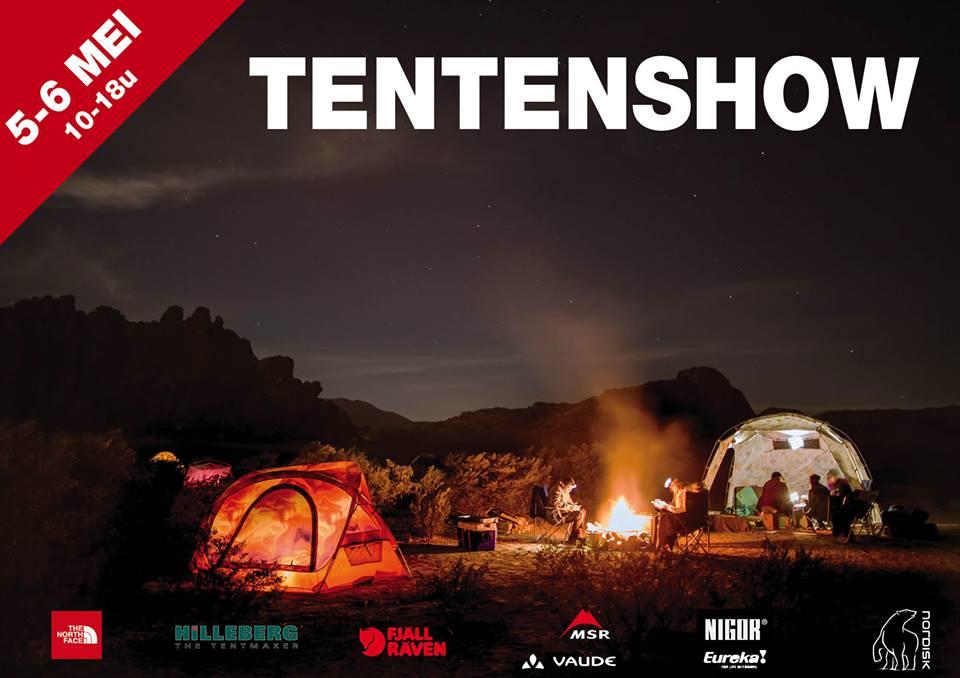trekkingtenten show Avventura 2018