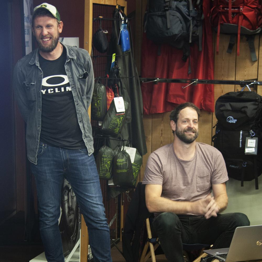 Dwars door Amerika met Wouter Deboot op 26 sept 2018